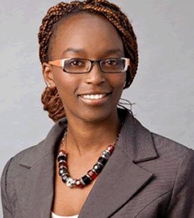 Dr. Emily Ngubia Kessé
