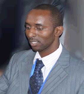 Dr. John W. Kamau